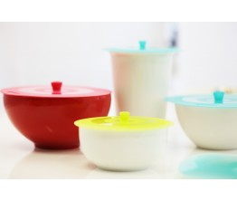 Multi Cap Soup Bowl (17.5cm)