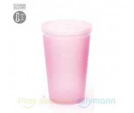 Flexible Silicone Tumbler (450ml)