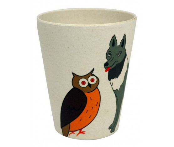 Hungry Wolf Kids Cup